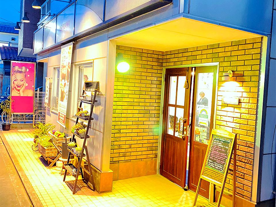 美容室いしかわ ISHIKAWA 四つ木店